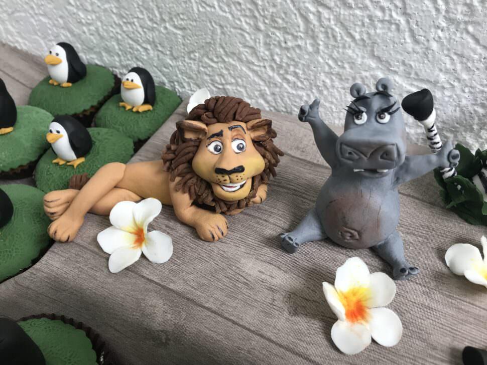 Сладкие персонажи для детского праздника
