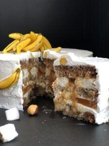 """Разрез торта """"Колибри"""""""